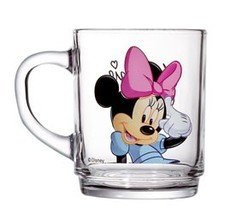 Купить Кружка Luminarc DISNEY MINNIE COLORS /250мл (G9175)